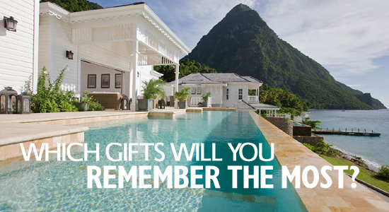 Sugar Beach Honeymoon Registry | Which Gifts Will You Remember The Most
