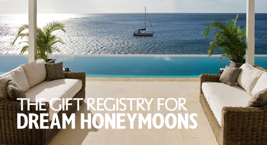 Sugar Beach Honeymoon Registry | The Gift Registry for Dream Honeymoons