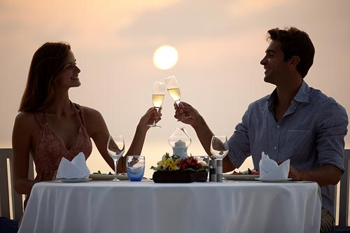 Private Dinner for Two – Dine Anywhere